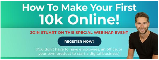How To Make Your First 10k online
