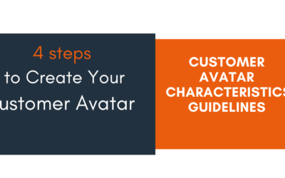 4 Steps To Create Your Customer Avatar For Your Online Business