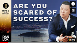 Dan Lok - How To Overcome The Fear Of Success.