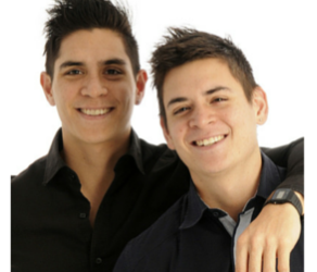 Gerard and Chris – What is it like to live the laptop lifestyle?