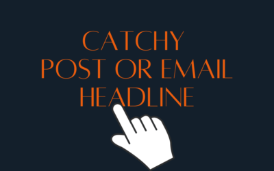 How to create a catchy headline that reach your readers